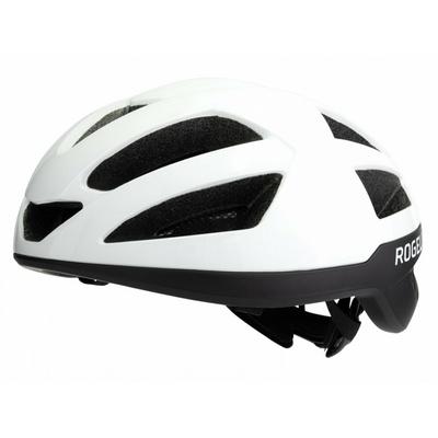 Helm Rogelli PUNCTA, schwarz und weiß ROG351055, Rogelli