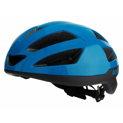Helm Rogelli PUNCTA, schwarz und blau ROG351058, Rogelli