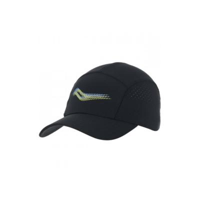 Deckel Saucony Überholen Hut-Schwarz Siebdruck, Saucony