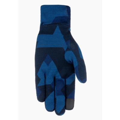 Handschuhe Salewa Kristall Liner handschuhe Marine tarnen 28214-3938, Salewa