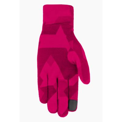 Handschuhe Salewa Kristall Liner handschuhe Rhodo tarnen 28214-6319