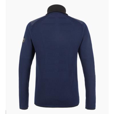 Herren-Sweatshirt Salewa Sella Merino marineblauer Blazer 28271-3960