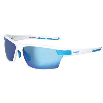 Sport brille Husky Sleak Licht. blau / weiß, Husky