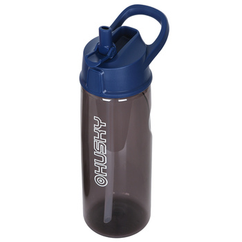 Outdoor-Flasche Husky Springler blau, Husky