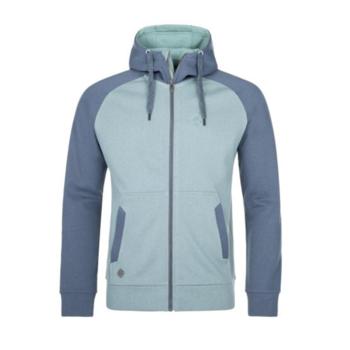 Herren Baumwolle sweatshirt Kilpi ATTEAN-M hellblau, Kilpi