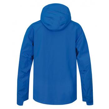 Männer Outdoor Jacke Husky Nakron M Neon- blau, Husky