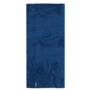 Multifunktional Merinoschal Husky Merbufe blau, Husky