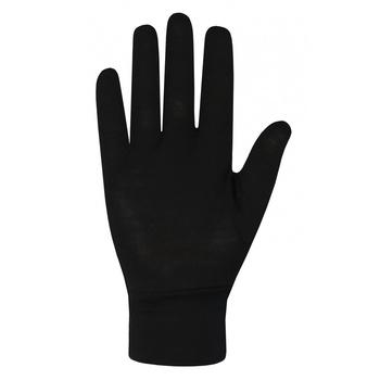 Unisex merino handschuhe Husky Merglov Schwarz, Husky