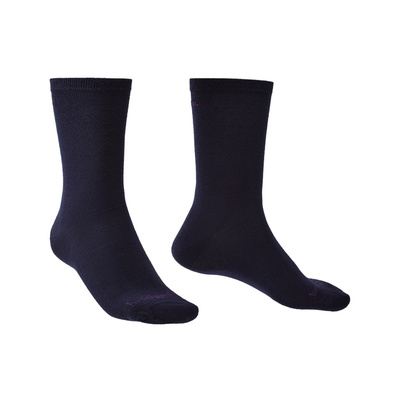 Socken Bridgedale Liner Thermal Liner Boot X2 navy/428, bridgedale