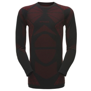 Tank Top Spyder Men `s Captain (Boxed) Seamless L/S 181062-018, Spyder