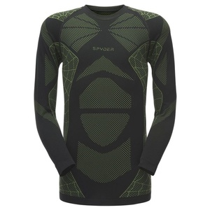 Tank Top Spyder Men `s Captain (Boxed) Seamless L/S 181062-019, Spyder