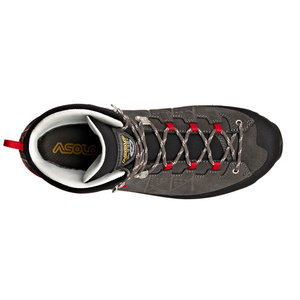 Schuhe Asolo Traverse GV MM graphite/red/A619, Asolo