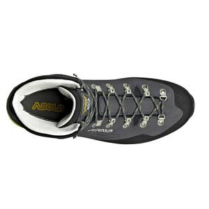 Schuhe Asolo Superior GV MW navy blau/grün lime/A673, Asolo