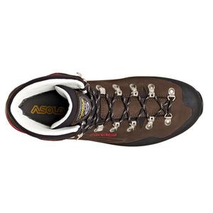 Schuhe Asolo Superior GV MM Dark brown/red/A904, Asolo