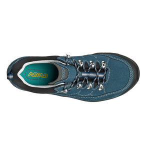 Schuhe ASOLO Falcon Low Lth GV ML indisch teal/A927, Asolo