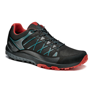 Schuhe Asolo Grid GV MM black/red/A392