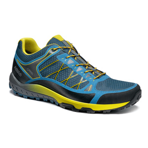 Schuhe Asolo Grid GV MM indisch teal/yellow/A898, Asolo