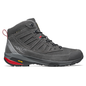 Herren Winter Schuhe Asolo Oulu GV MM graphite/red/A619, Asolo