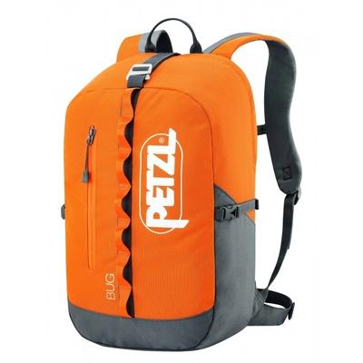 Kletterrucksack PETZL Bug 18 l orange, Therm-A-Rest