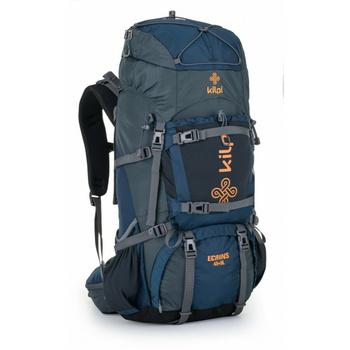 Wanderrucksack 45+5 L. Kilpi ECRINS-U dunkelblau, Kilpi