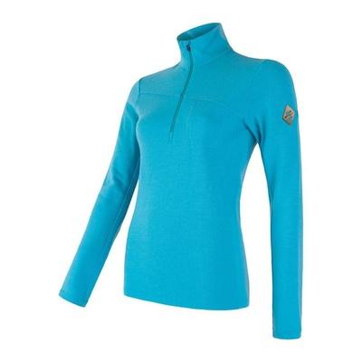 Damen T-Shirt Sensor Merino Extreme blue 18200034, Sensor
