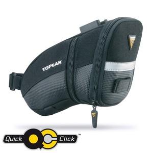 Bag Topeak Aero Wedge Pack Medium mit Quick Click TC2252B, Topeak