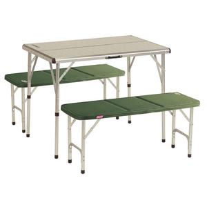 Tisch Coleman Pack-Away Table For 4