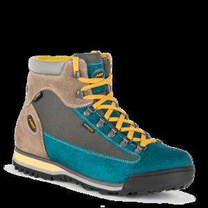 Schuhe AKU Slope gtx green, AKU