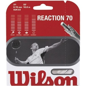 Bespannung Wilson REACTION 70, Woly Sport