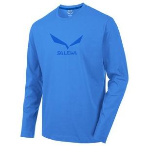 T-Shirt Salewa SOLIDLOGO 2 CO M L/S TEE 25786-3420, Salewa