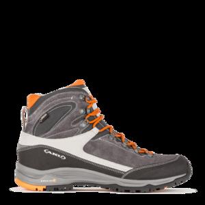Schuhe AKU GEA gtx 705 170 anthrazit / orange, AKU