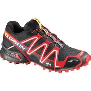 Schuhe Salomon SPIKECROSS 3 CS 352849, Salomon