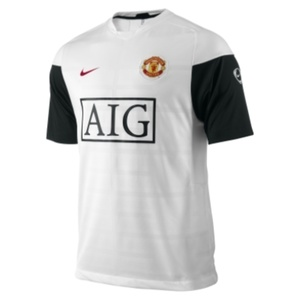 T-Shirt Nike FC Manchester United SS Training Top 355099-100, Nike