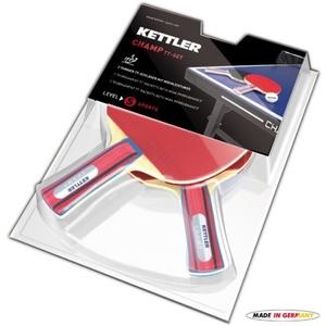 Set Tischtennisschläger  Tisch- Tennis Kettler CHAMP 7090-700, Kettler