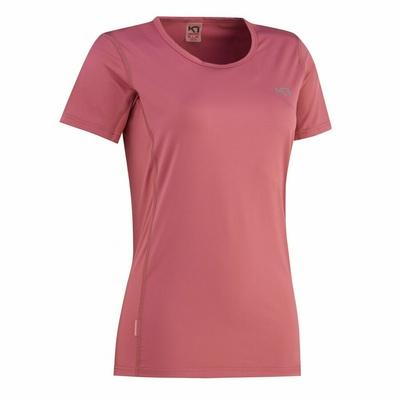 Damen T-Shirt Kari Traa Nora Tee 622638, pink, Kari Traa