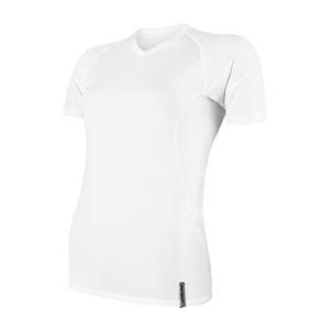 Damen T-Shirt Sensor Coolmax TECH Kurzarm white 20100022, Sensor