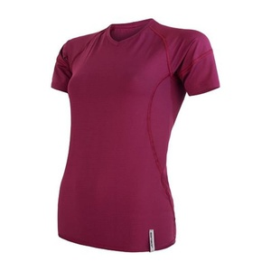 Damen T-Shirt Sensor Coolmax TECH Kurzarm lilla 20100024, Sensor