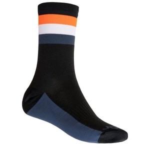 Socken Sensor COOLMAX SUMMER STRIPE schwarz/orange 20100039