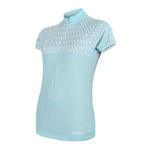 Damen Radsport Dress Sensor WAVE Kurzarm mint 20100060