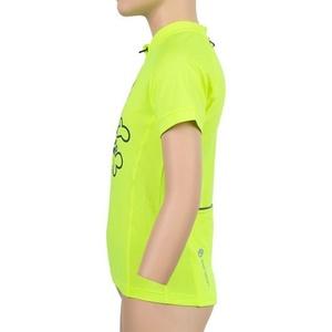 Kinder Rad- Dress Sensor ENTRY Kurzarm reflex yellow Clown 20100065, Sensor