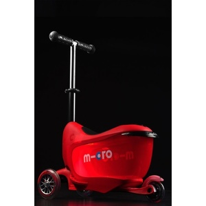 Scooter Micro Mini2go Deluxe Plus Red, Micro