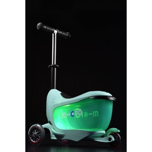 Scooter Micro Mini2go Deluxe Plus Mint, Micro