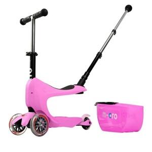 Scooter Micro Mini2go Deluxe Plus Pink, Micro