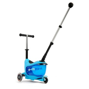 Scooter Micro Mini2go Deluxe Plus Blue, Micro