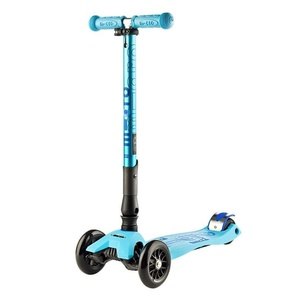 Scooter Maxi Micro Deluxe klappbar bright blue, Micro