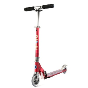 Scooter Micro Sprite Raspberry Floral, Micro