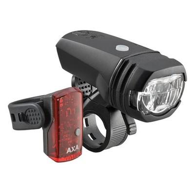Licht AXA Grüne Linie 50 USB Set 93939495BX, AXA