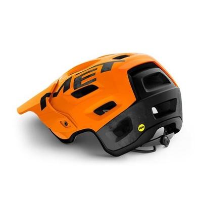 Helm MET Roam mips orange/schwarz, Met