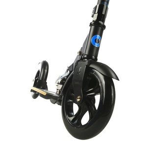 Scooter Micro Flex PU 200 Black, Micro
