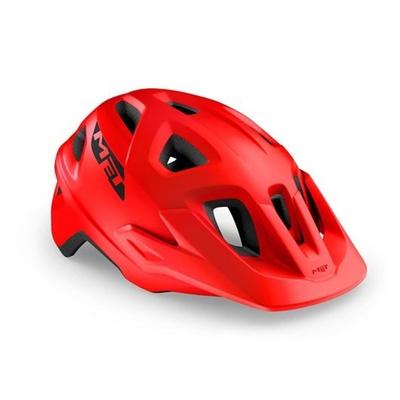 Helm MET Echo red, Met